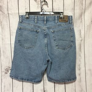 Wrangler Blue Jean Shorts Relaxed FIt 34